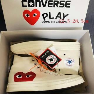CONVERSE - Play COMME des GARCONS×Converse