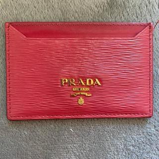 プラダ(PRADA)のみな様専用 PRADA パスケース/カードケース(パスケース/IDカードホルダー)