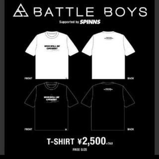 スピンズ(SPINNS)のBATTLE BOYSのコラボTシャツ 2枚セット(Tシャツ/カットソー(半袖/袖なし))