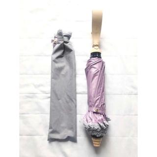定価4万超/新品未使用 福井洋傘 高級パラソル ( 晴雨兼用折りたたみ日傘 )