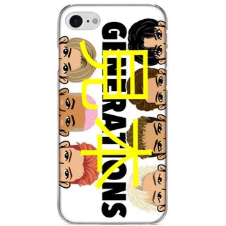 ジェネレーションズ(GENERATIONS)のGENERATIONS スマホケース iPhoneケース オリジナル(iPhoneケース)