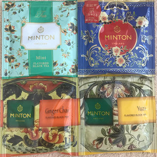 ミントン(MINTON)のミントンティー ミントン 和紅茶 4種類(茶)