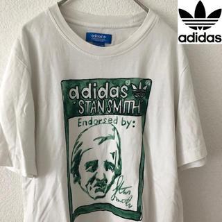 adidas - adidas スタンスミス 夏服 Tシャツ M 希少 nike stussy 系