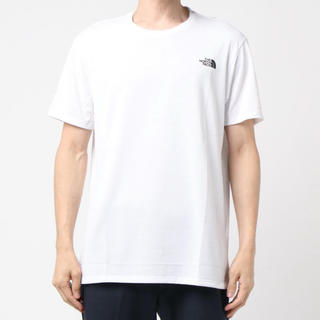 THE NORTH FACE - THE NORTH FACE Tシャツ ホワイト