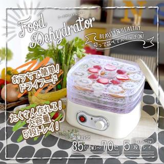 フードドライヤー ドライフルーツメーカー 食器乾燥機