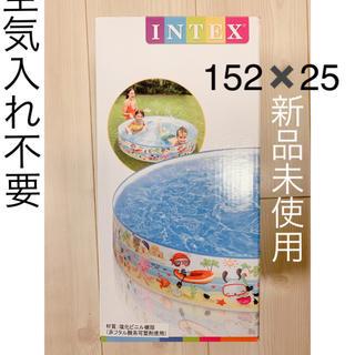 コストコ(コストコ)の新品未使用 INTEX (インテックス)  ビニールプール(マリン/スイミング)