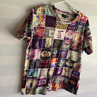 ミルクボーイ(MILKBOY)のMILKBOY Instagram  インスタグラム柄シャツ (Tシャツ/カットソー(半袖/袖なし))
