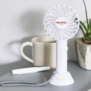 ミルクフェド(MILKFED.)のミルクフェド 2way扇風機(扇風機)