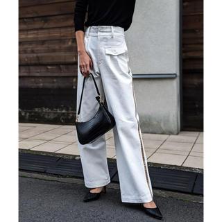 ALEXIA STAM - 専用出品!ACLENT Side line slacks pants