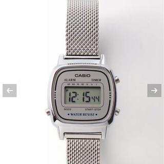 イエナ(IENA)のM様専用 イエナ HIROB CASIO LA670WEM-7JF(腕時計)