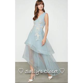 ビーシービージーマックスアズリア(BCBGMAXAZRIA)の⭐️新作♡BCBGMAXAZRIA ワンピース ドレス 新品♡青ピンク2色 1d(ミディアムドレス)