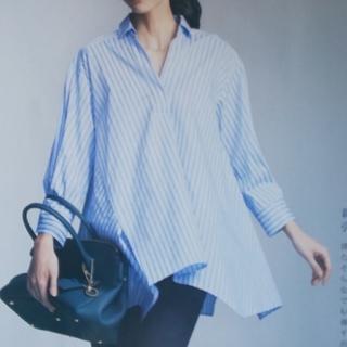 ディノス(dinos)のディノスダーマのシャツ(シャツ/ブラウス(長袖/七分))