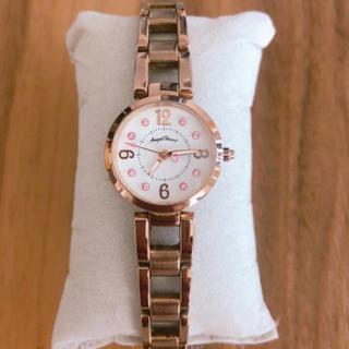 エンジェルハート(Angel Heart)のangelheart 腕時計 ピンクゴールド(腕時計)