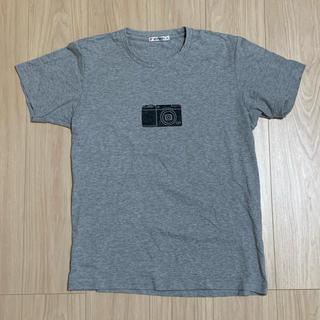 リコー(RICOH)のレア! リコー GRデジタル Tシャツ グレー M(コンパクトデジタルカメラ)