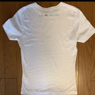 フォクシー(FOXEY)のFOXEY NY Tシャツ(Tシャツ(半袖/袖なし))
