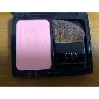 Dior - Dior ディオール アイシャドウ 836 ピンク オレンジ チーク パウダー