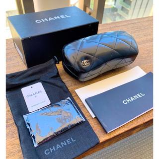 CHANEL - 未使用品 CHANEL サングラス ココマーク 箱付き プレゼント メガネ