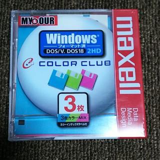 マクセル(maxell)のwindows 2HD フロッピーディスクmaxell(PC周辺機器)