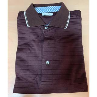 マッキントッシュフィロソフィー(MACKINTOSH PHILOSOPHY)のマッキントッシュフィロソフィー ポロシャツ ボーダー柄(ポロシャツ)