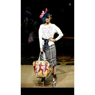 ヴィヴィアンウエストウッド(Vivienne Westwood)のVivienne Westwood Gaia Tree Dress(ロングワンピース/マキシワンピース)