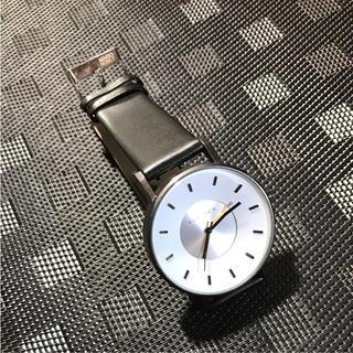 ダニエルウェリントン(Daniel Wellington)のklasse14 42㎜ ホワイトメンズレディース 即購入ok 新品未使用(腕時計(アナログ))