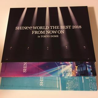 シャイニー(SHINee)のSHINee WORLD THE BEST 2018 Blu-ray 未再生(ミュージック)
