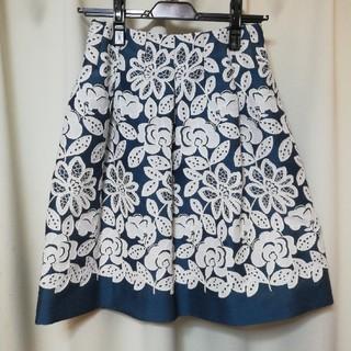 M'S GRACY - 新品同様 花柄スカート