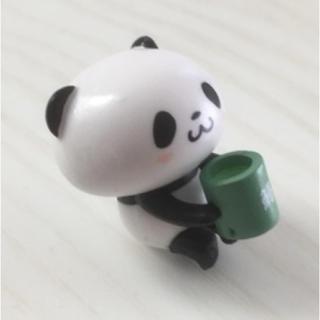 楽天パンダ フィギュア 湯呑み くら寿司 ビッくらポン コップのフチ