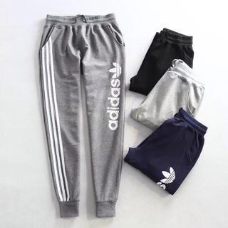 アディダス(adidas)の4色/新品Adidas綿ジョギングパンツ(ハーフパンツ)