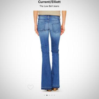 カレントエリオット(Current Elliott)の新品♡ CURRENT ELLIOTT カレントエリオット ジーンズ デニム(デニム/ジーンズ)