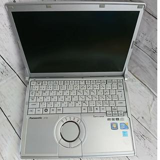 中古ノートパソコンPanasonic CF-S8
