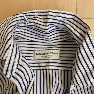 DEUXIEME CLASSE - Deuxieme Classe ストライプシャツ