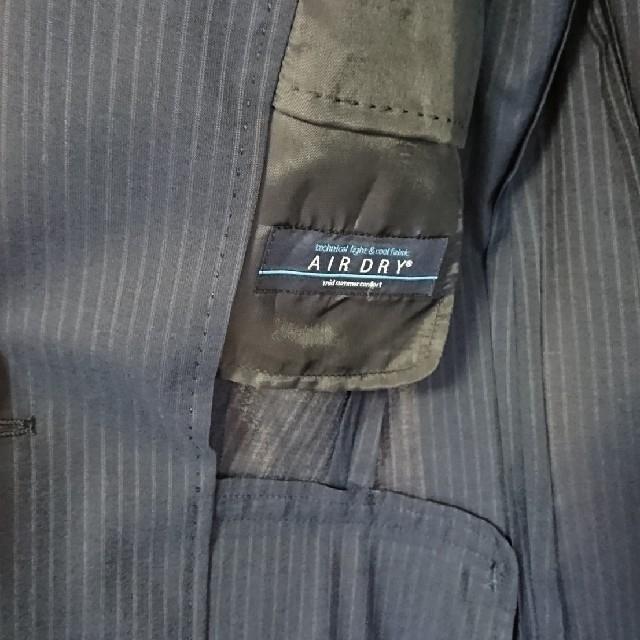 ORIHICA(オリヒカ)のスーツカンパニー☆ネイビー☆3点セット☆夏向き レディースのフォーマル/ドレス(スーツ)の商品写真