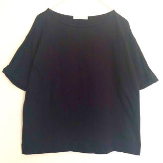chocol raffine robe - chocol raffine robe ロールアップ袖Tシャツ