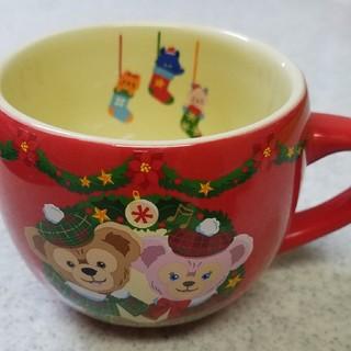 ディズニー(Disney)のディズニー ダッフィーカップ(キャラクターグッズ)