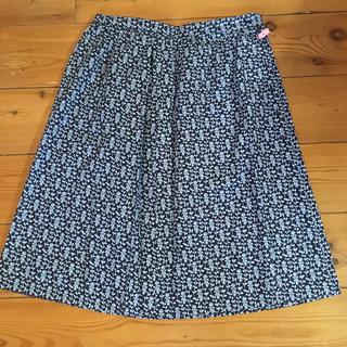オールドイングランド(OLD ENGLAND)のOLD ENGLAND 巻きスカート(ひざ丈スカート)