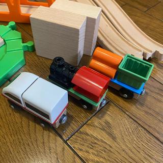 イケア(IKEA)のIKEA LILLABO 列車セット(電車のおもちゃ/車)