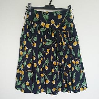 JaneMarple - ジェーンマープル Tulip gardenのスカート