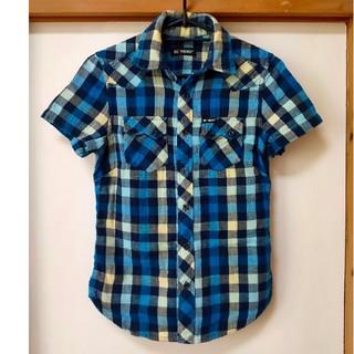 ビームスボーイ(BEAMS BOY)のBEAMSBOY ガーゼ素材半袖シャツ(シャツ/ブラウス(半袖/袖なし))