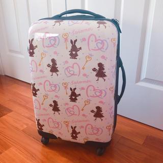 スイマー(SWIMMER)のswimmer キャニスター付きスーツケース(スーツケース/キャリーバッグ)