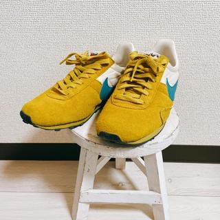 NIKE - NIKE ナイキ ウィメンズ プリモントリオールレーサー イエロー 25cm