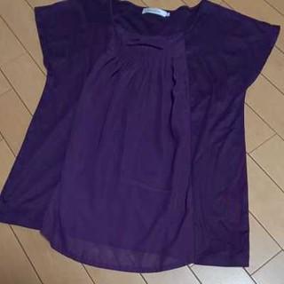 クチュールブローチ(Couture Brooch)の美品  Couturebrooch カットソー 38(Tシャツ(半袖/袖なし))