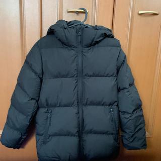 ジーユー(GU)のコート(ダウンジャケット)