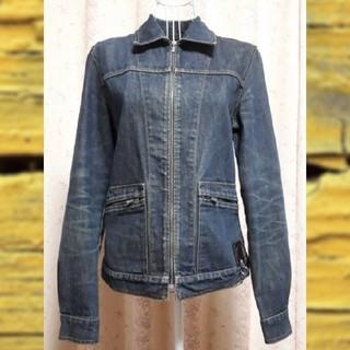 フェンディ(FENDI)のFENDI jeans フェンディ デニムジャケット 40M (Gジャン/デニムジャケット)