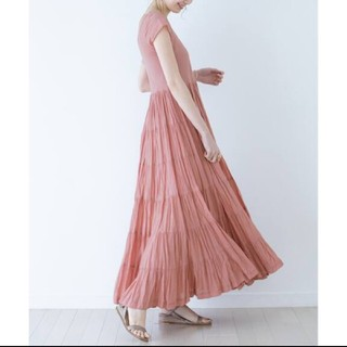 Noble - 新品タグつき マリハ 草原の虹のドレス