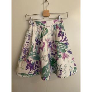 ダズリン(dazzlin)の【値下げ】ダズリン スカート (ひざ丈スカート)