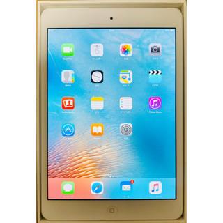 アップル(Apple)の【美品】Apple iPad mini 16GB Wifi(タブレット)