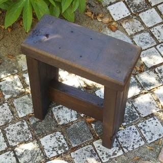 スツール イス カウンターチェア ハンドメイド(家具)