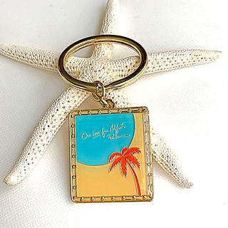 ロンハーマン(Ron Herman)のロンハーマン☆ Sun&Palmtree*Key Ring(キーホルダー)