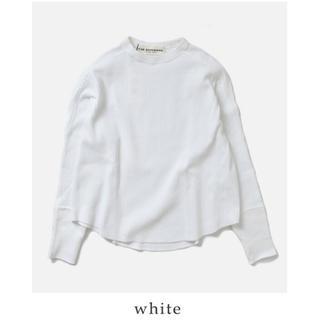 シンゾーン(Shinzone)のhinzone ニューミリタリーリブプルオーバー(Tシャツ(長袖/七分))